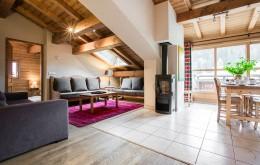 Appartement 6, La Chaumière, Les Gets
