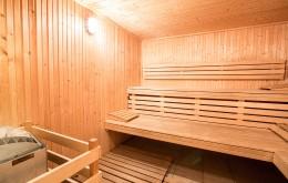 Sauna, La Chaumière, Les Gets